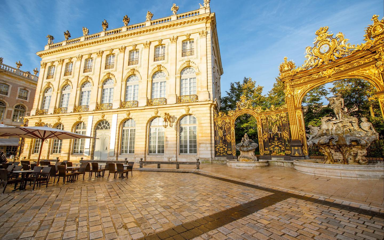 Hotels in Nancy