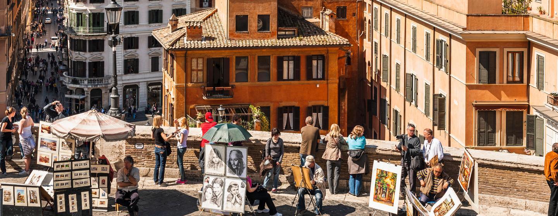 Rooma romanttiset hotellit