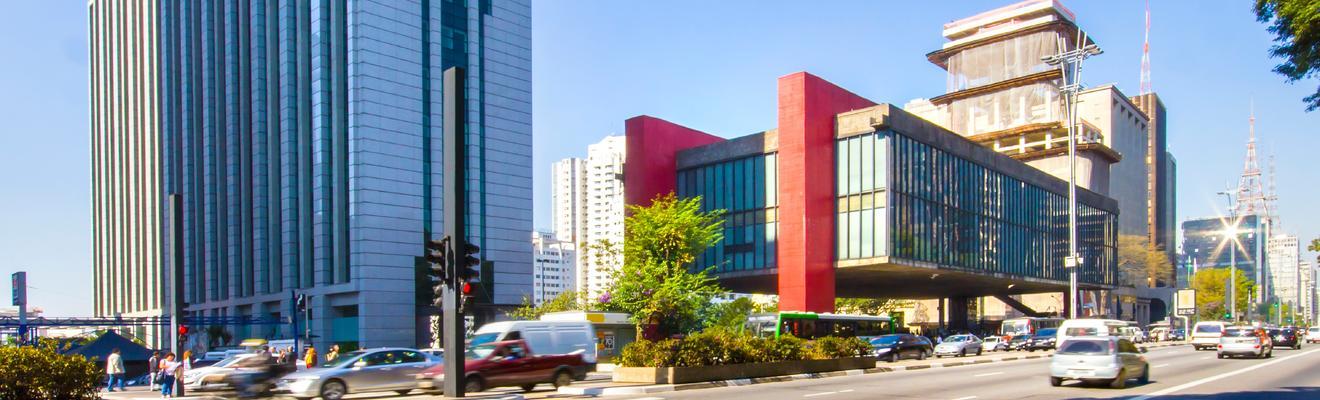 Hotels in São Paulo