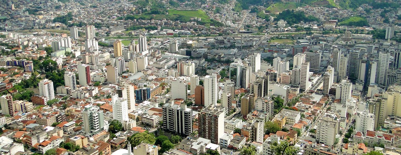 Autonvuokraukset Juiz de Fora Zona da Mata lentokenttä