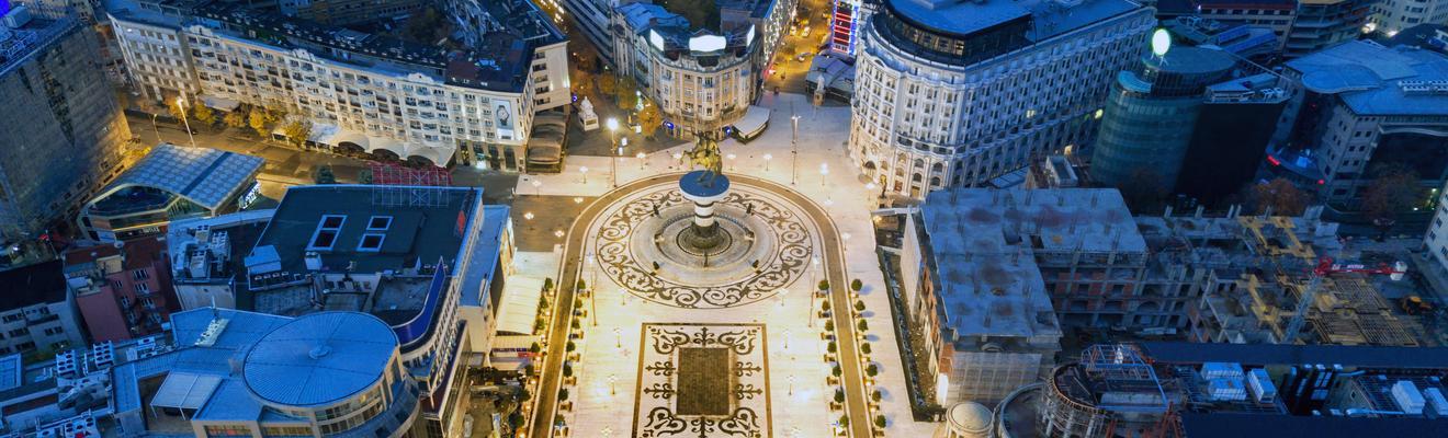 Skopje hotellia