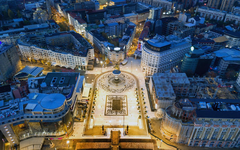 Skopje hoteles