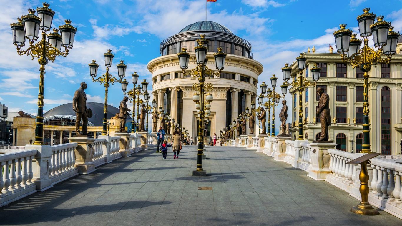Σκόπια - Ενοικίαση αυτοκινήτου