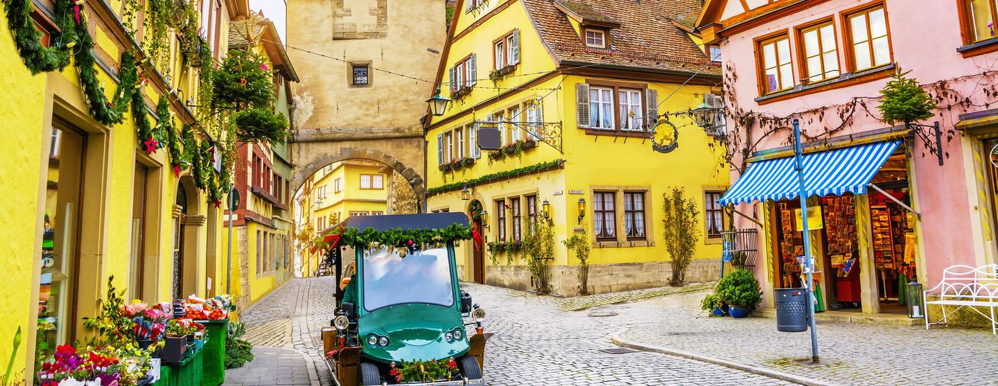 Rothenburg ob der Tauber Boutique Hotels