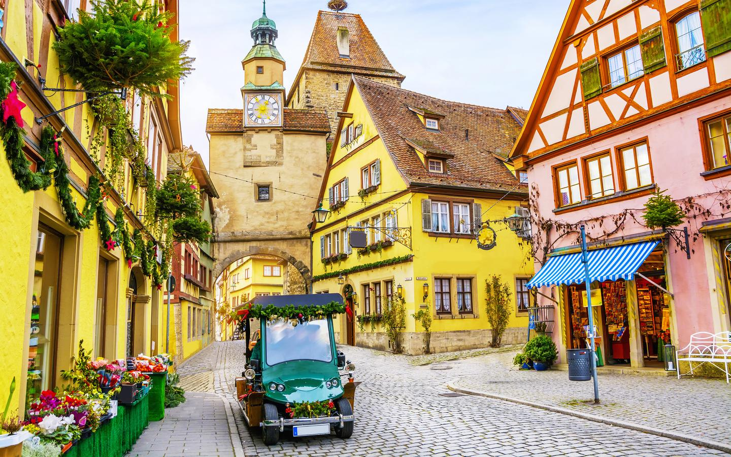 Hotels in Rothenburg ob der Tauber