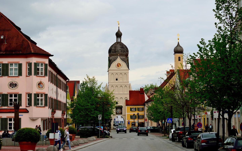 Ξενοδοχεία στην πόλη Erding