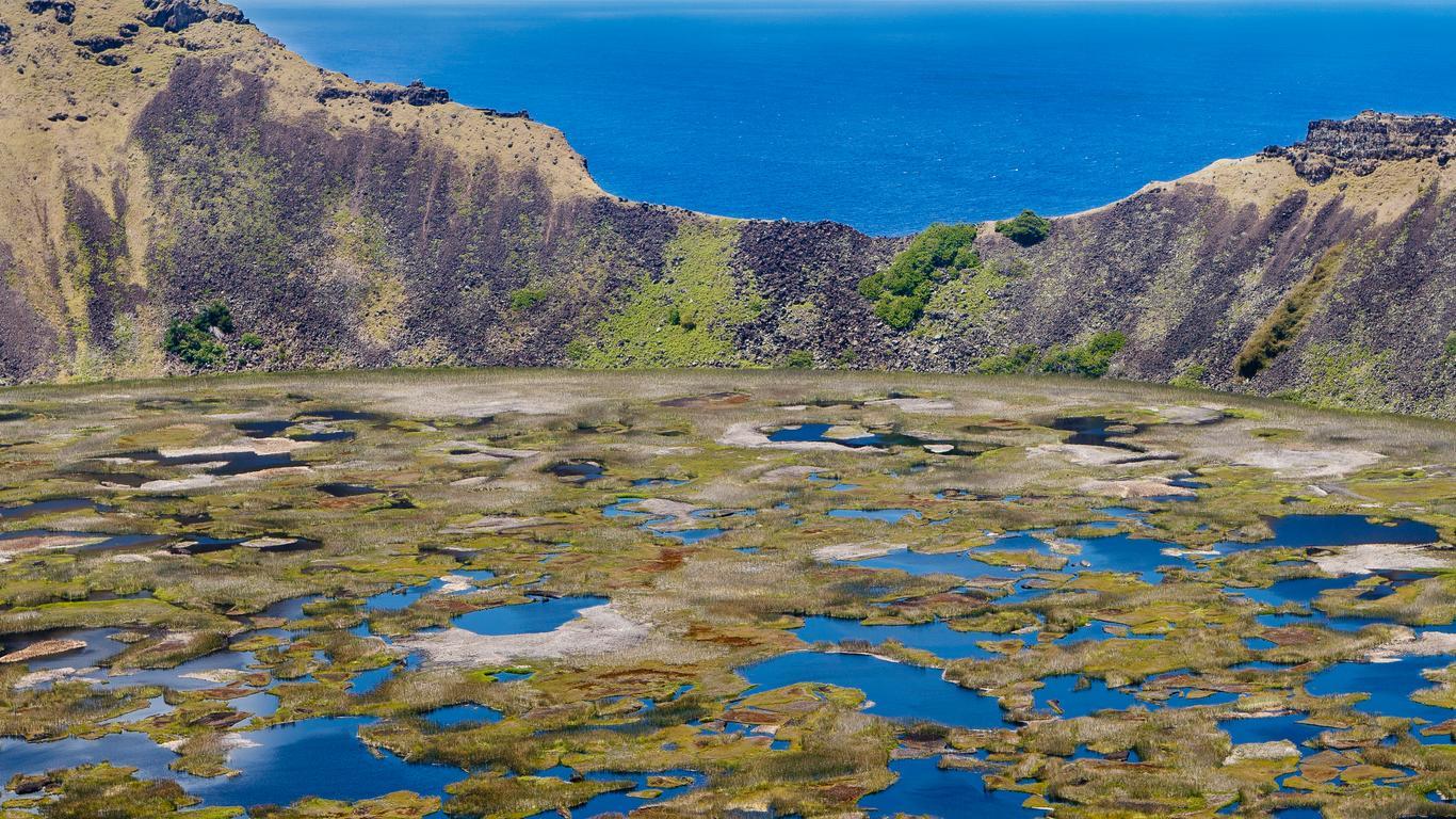 Insula Paștelui Mașini