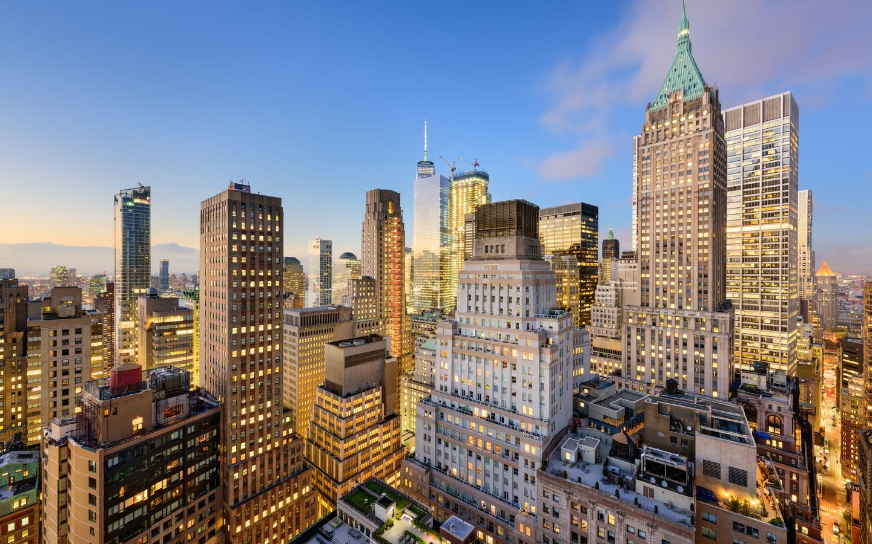 New York hotellia