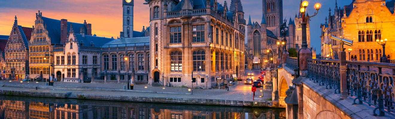 Ghent hotels