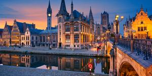 Car Hire in Ghent