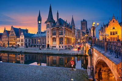 Khách sạn ở Ghent