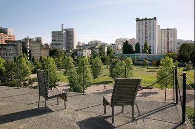 Hôtels à Ivry-sur-Seine