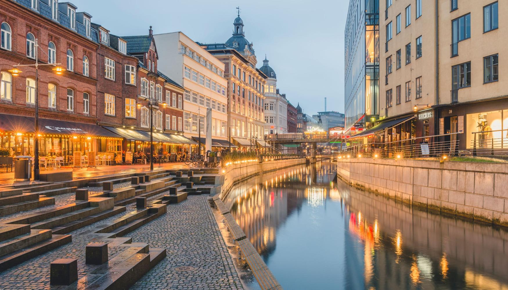 Renta de autos en Dinamarca