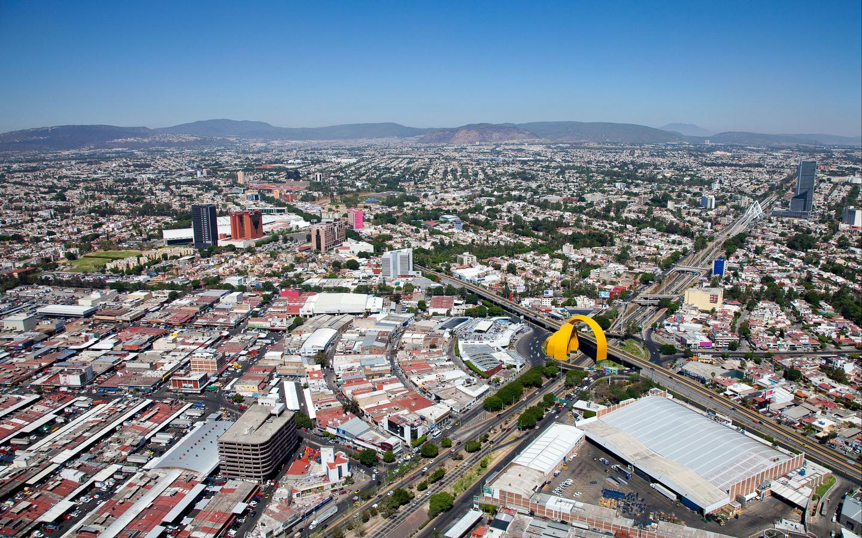 Guadalajara hoteles