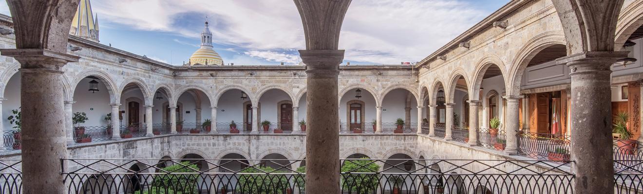 Ξενοδοχεία στην πόλη Γουαδαλαχάρα