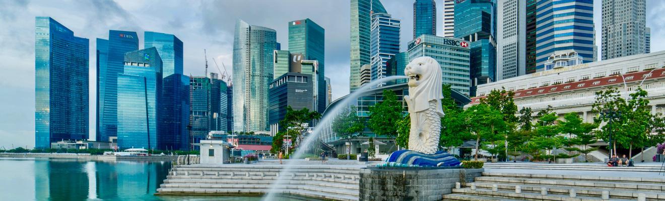 Singapore hotellia