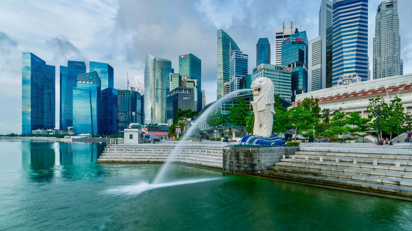 シンガポールのレンタカーを検索&料金比較