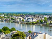 Hoteles en Saumur