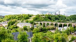 Biludlejning i Luxembourg