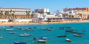 Coches en Cádiz