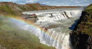 Southern Iceland Glaciers, Waterfalls and Beaches Day Tour