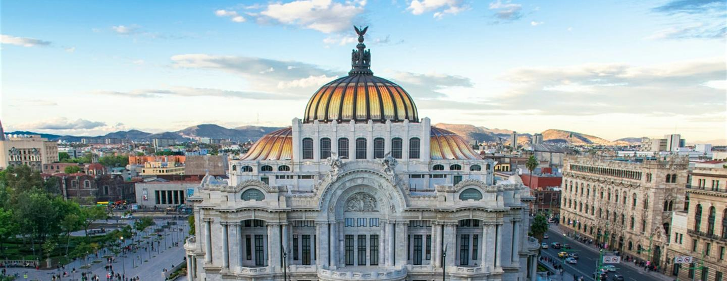 Mexico City luxury hotels