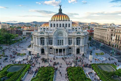 Ofertas de hotel en Ciudad de México