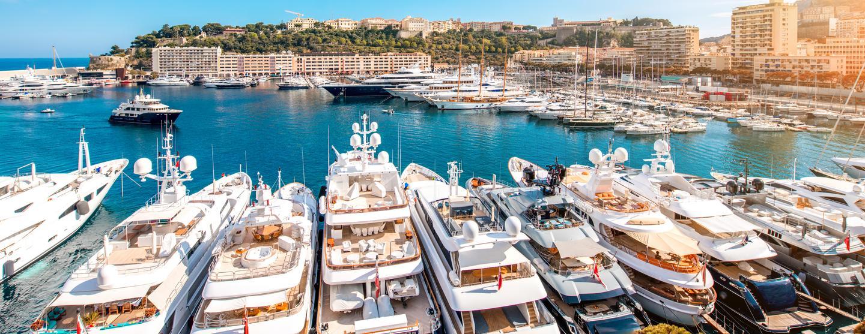 Монако — аренда авто