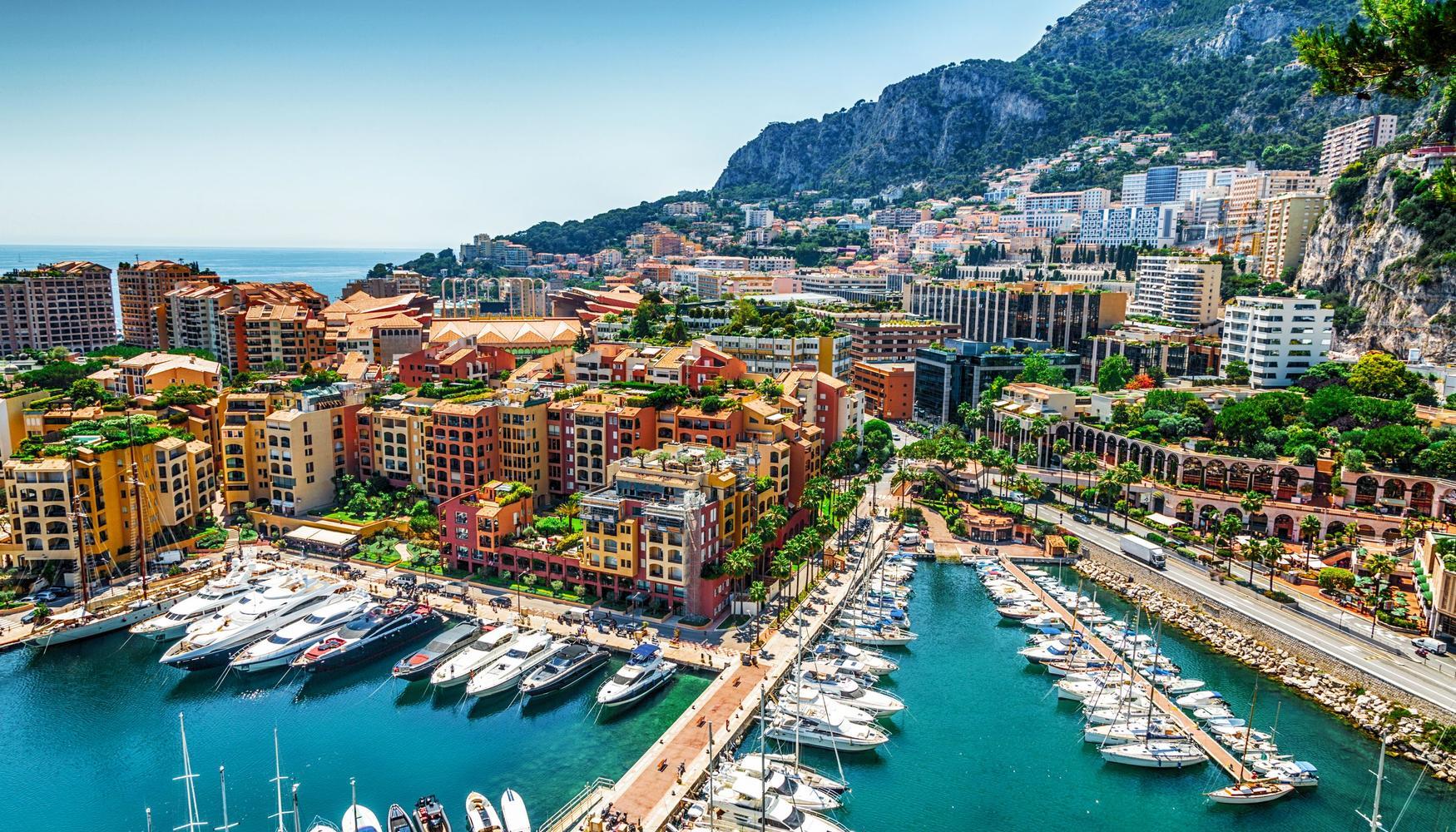 Mietwagen in Monaco