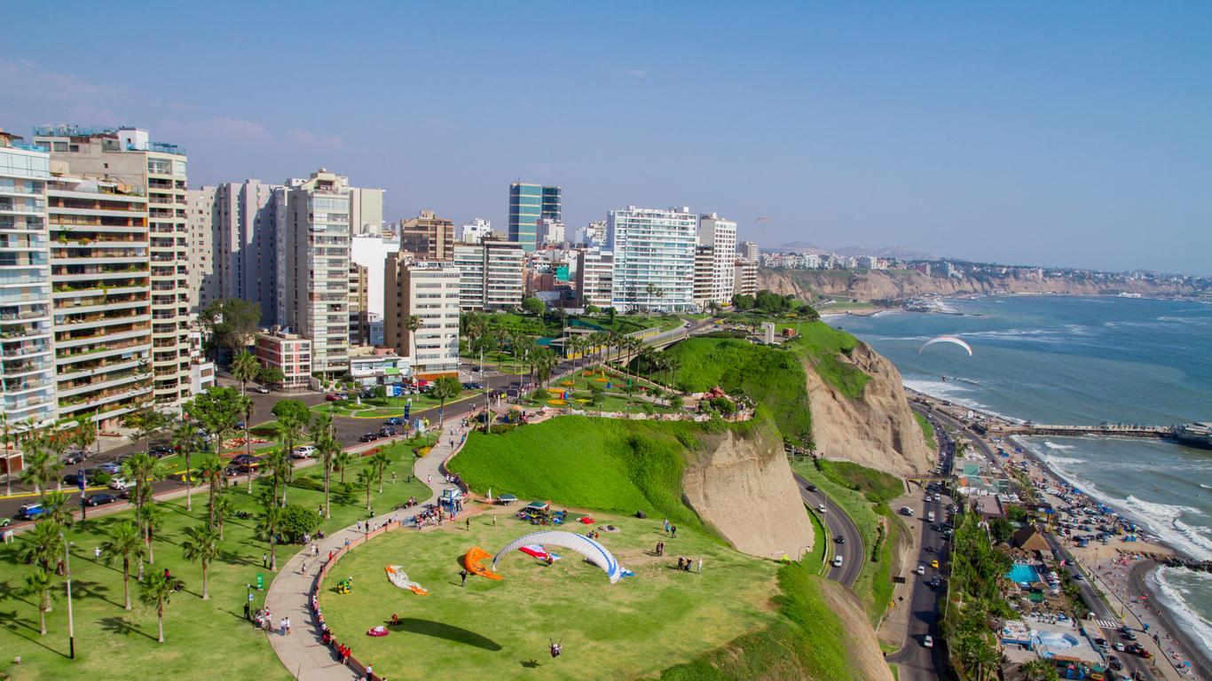 Λίμα - Ενοικίαση αυτοκινήτου