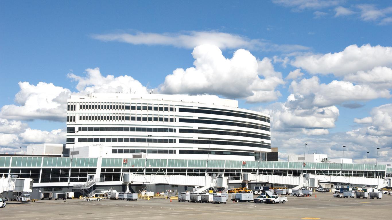 Auto de alquiler en Aeropuerto Seattle-Tacoma