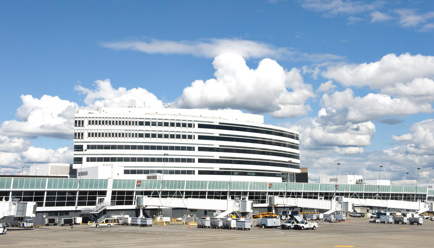 Car rental at Seattle/Tacoma Intl Airport