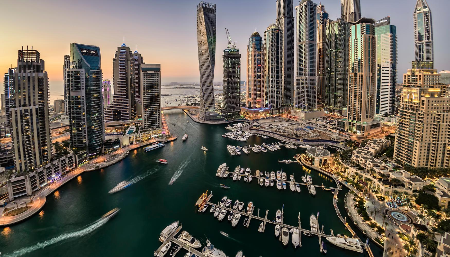 Billeje i Dubai Intl Lufthavn