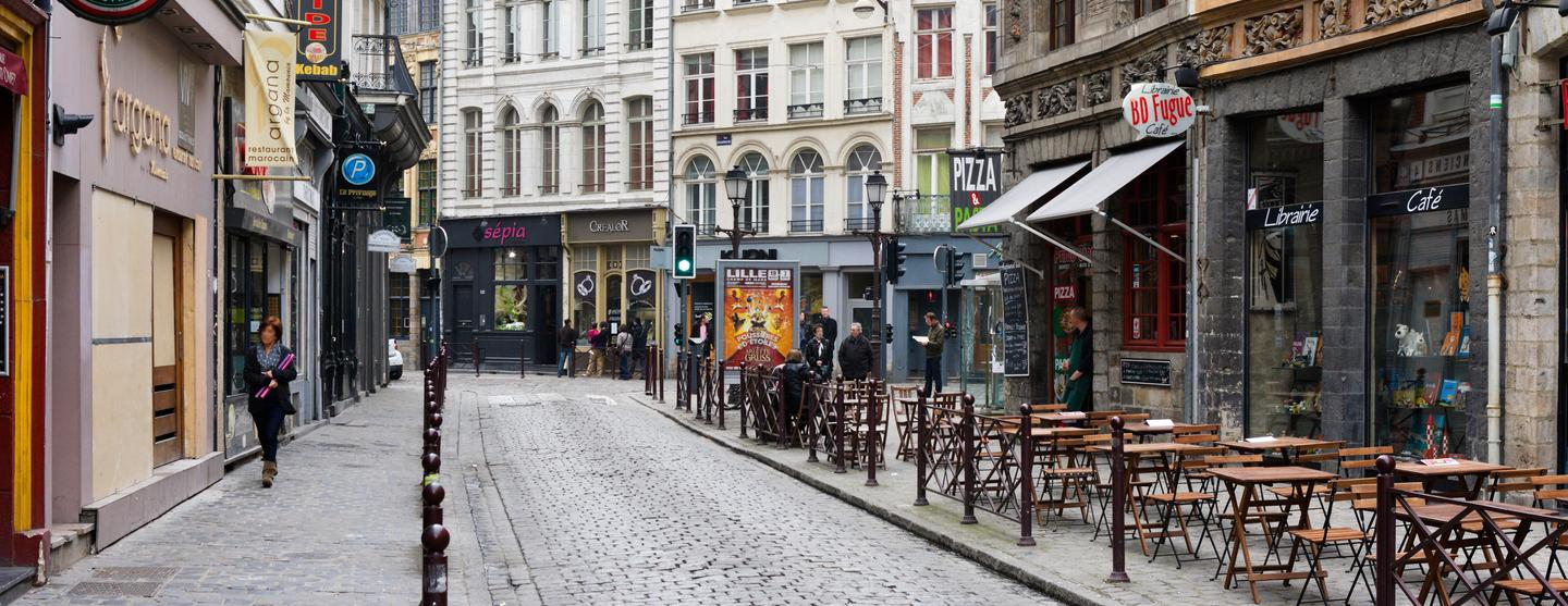Lille Pet Friendly Hotels