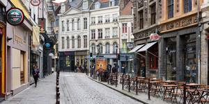 Carros em Lille