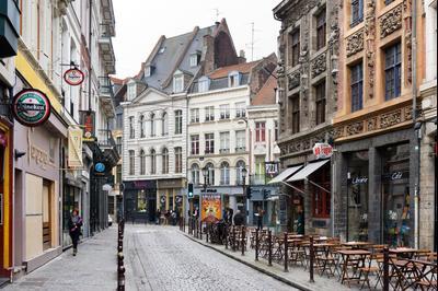 Hôtels à Lille