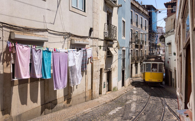 Lissabon hotell