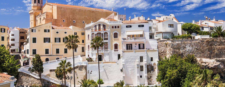 Auto de alquiler en Aeropuerto Mahón Menorca