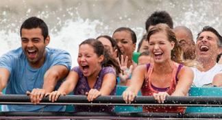 Williamsburg Busch Gardens Entrance Ticket