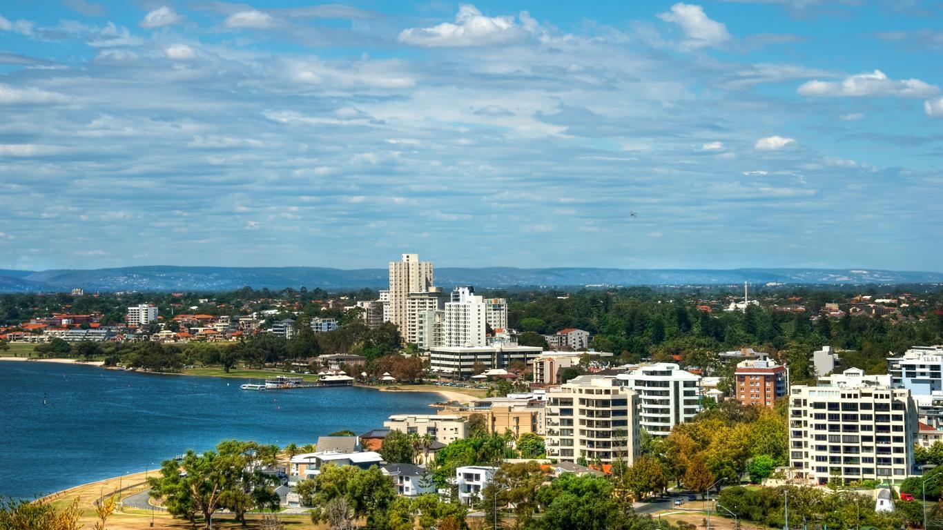 South Perth car hire