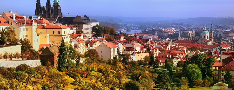 Prague design hotels