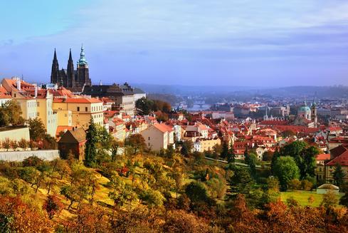 Tarjouksia hotelleista Praha