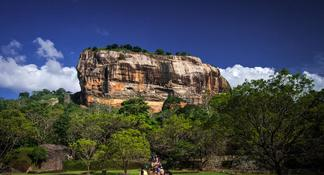 Sigiriya Rock and Dambulla Cave Temple all inclusive Private Day Trip