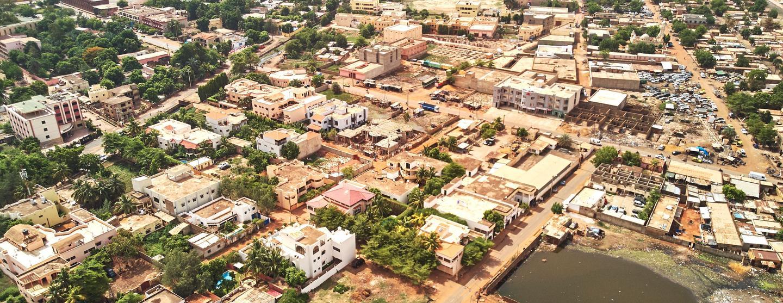Ενοικίαση αυτοκίνητου στο Αεροδρόμιο Μπαμάκο Bamako