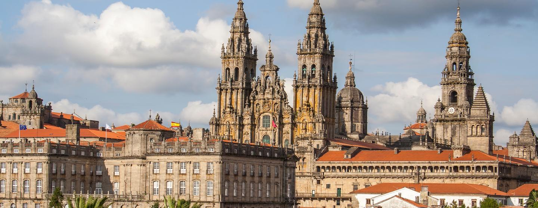 Autonvuokraukset Santiago de Compostela lentokenttä
