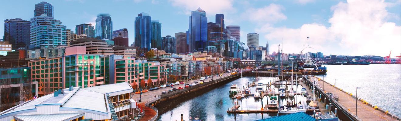 Seattle hotellia