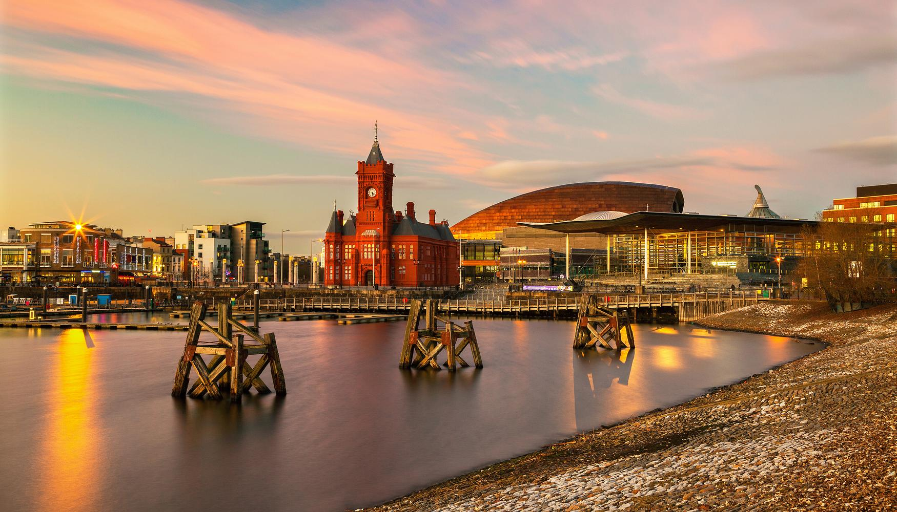 Car hire at Cardiff Cardiff-Wales Arpt Airport