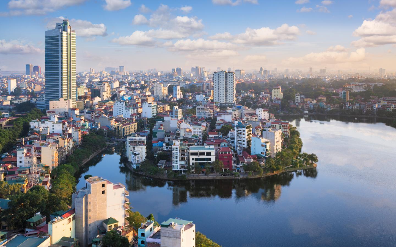 Hanoi hotellia