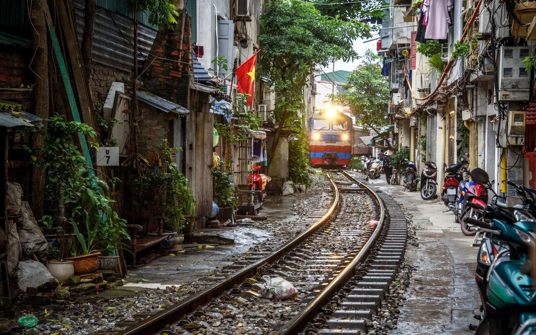 Hanoi hotell