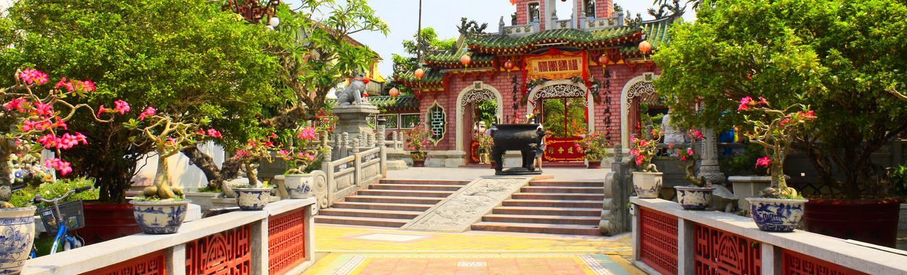 Ξενοδοχεία στην πόλη Hoi An